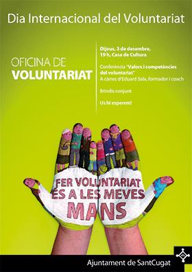 Celebració Dia Internacional del Voluntariat
