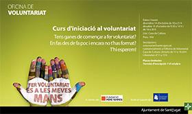 Curs d'Inicicació al Voluntariat