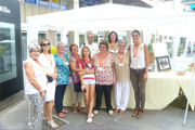 Parada Informativa i de productes AFA VO