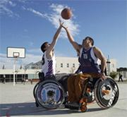 Lliga Catalana de bàsquet en cadira de rodes